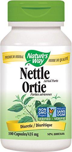 435 Capsules Mg 100 (Nature's Way Nettle Herb 435mg 100 Capsules)