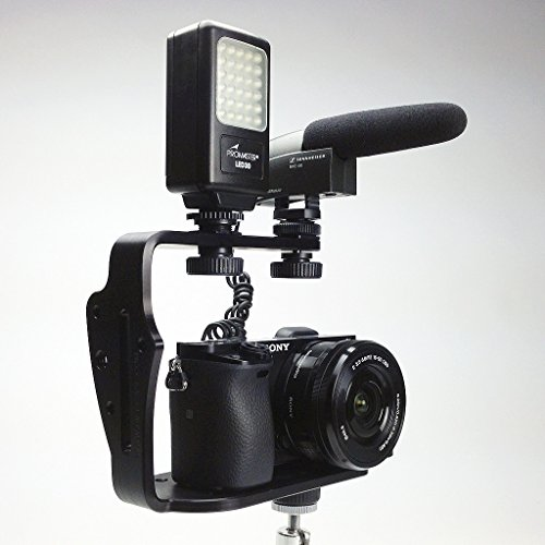 DSLR Camera Cage for Canon, Sony, Nikon, Full-Frame Compact high ...