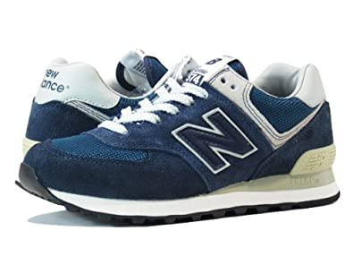 fb76a7b075d62 Amazon | [ニューバランス] NEW BALANCE ML574VN NAVY/SILVER [並行輸入 ...