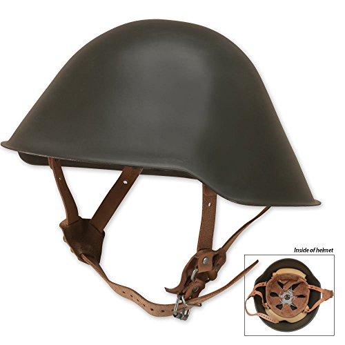 Military Surplus East German Steel Helmet