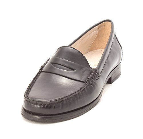 Classic Black Haan Cole Womens Loafers Penny On Penny Alexa Toe Closed qgT1w4