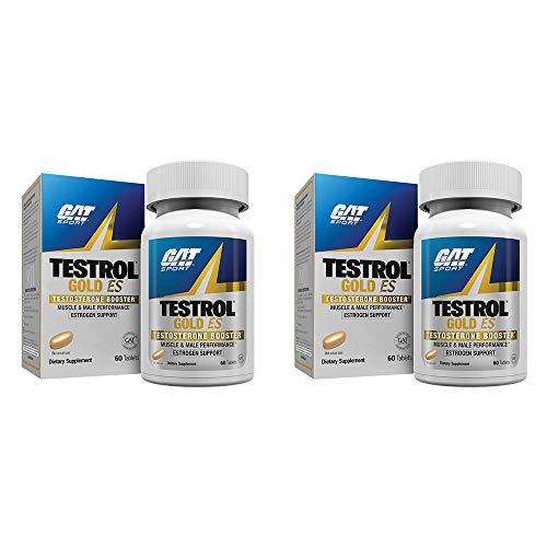 GAT Sport Testrol Gold ES, 60 Tablet (2 Pack)