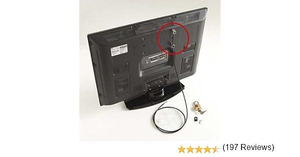 Kit de seguridad antirrobo para Televisor de pantalla plana ...