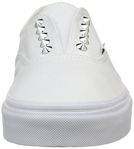 Bianco Ginnastica Studs Adulto Gore True da Basse White Authentic Scarpe Vans Unisex nOzZ8Z