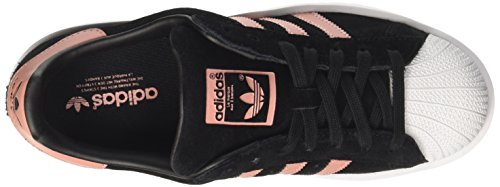 PINK SUPERSTAR ASH Black adidas Core BOLD BLACK Ash Women Pink W WHITE 5wpYpfq