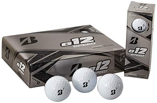 Bridgestone Golf E12 Speed Golf Balls (One Dozen)