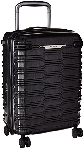 (Samsonite Carry-On, Charcoal)