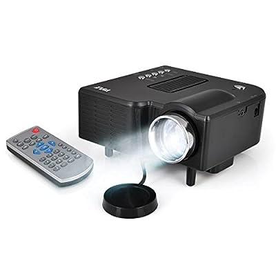 Pyle Home Prjg48 1080p Mini Compact Pocket Projector