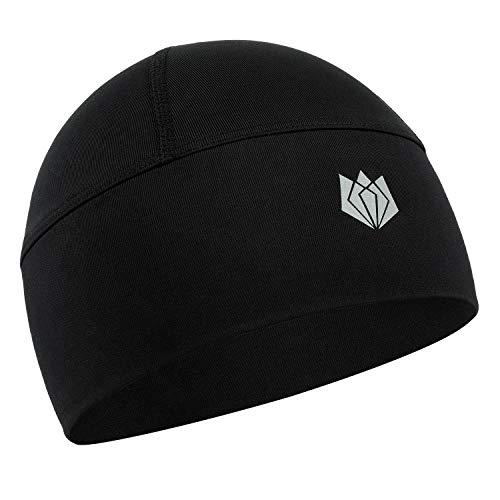 e Warm Running Skull Cap/Cycling Helmet Liner/Ski Beanie Hat ()