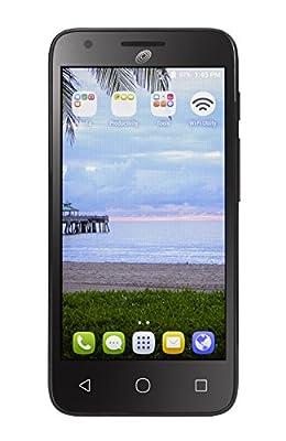 Simple Mobile Alcatel onetouchPixiAvionA570L 4G LTE Prepaid Smartphone