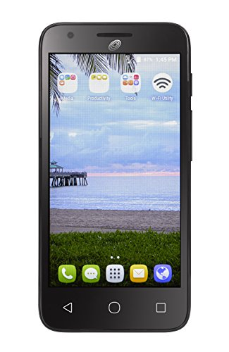 Simple Mobile Alcatel onetouch Pixi Avion A570L 4G LTE Prepaid Smartphone