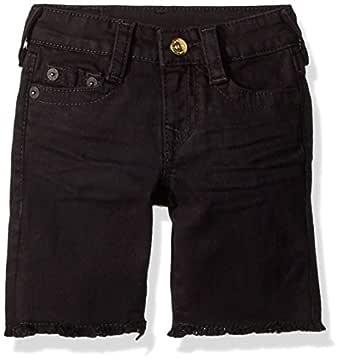 True Religion Boys' Geno Shorts - Black - 3T