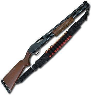 - SHOTGUN AMMO SLING FOR MOSSBERG 500 ***MADE IN U.S.A.***