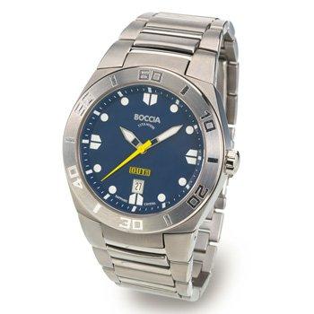 3529-02 Boccia Titanium Watch
