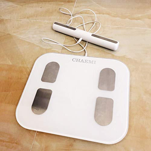 Precision Digital Body Weight Bathroom Scale with Lighted Display, Step-On Technology