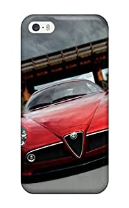 Best 9562194K23361891 Quality Case Cover With Alfa Romeo 8c 13 Nice Appearance Compatible With Iphone 5/5s