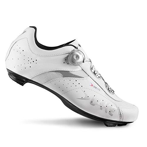 Lake CX175 road shoes white 2016 mens 38