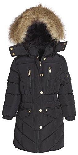 Quilt Lined Coat - 8