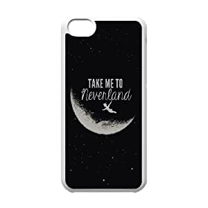James-Bagg Phone case - Never Grow Up - Peter Pan Pattern Protective Case For ipod touch4 Style-20