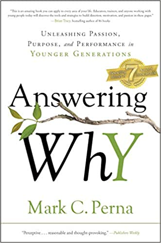 Image result for answering why book