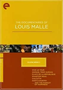 Eclipse Series 2: The Documentaries of Louis Malle (The Criterion Collection)