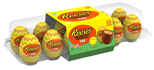 Reese's Peanut Butter Eggs, 12 count, 14.4 oz