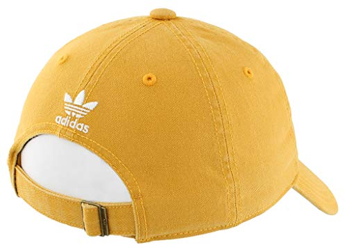 adidas Women s Originals Relaxed Fit Strapback Cap - Import It All 092be64218e3