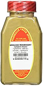 Marshalls Creek Spices Rosemary Ground, 6 Ounce
