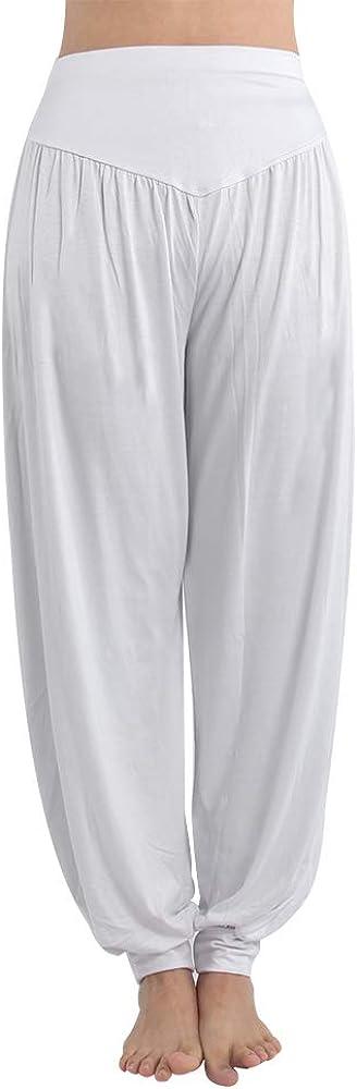 fitglam Womens Harem Pants Loose Casual Lounge Yoga Pants Plus Size Joggers