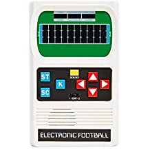 Basic Fun Classic, Retro Handheld Football Electronic Game