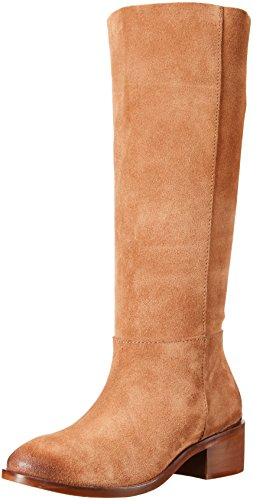 Naughty Monkey Women's Stride Chelsea Boot, Tan, 6.5 M -