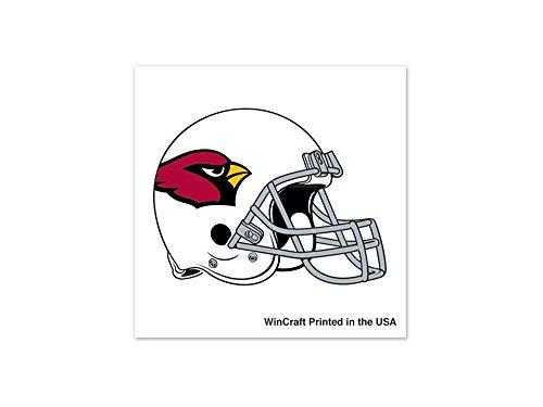 - WinCraft NFL Arizona Cardinals Tattoo (4 Pack), Black