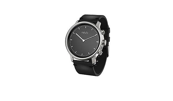 Nevo Smart Watch Onyx Balade Parisienne Smart Reloj: Amazon ...