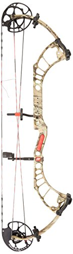 PSE Madness 34 Bow, Mossy Oak Break-Up Infinity, 24.5-30.5-Inch/60-Pound