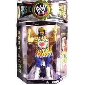 WWE Clasic Superstars Dude Love (Mick Fololey)