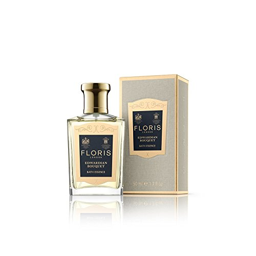 Floris London Edwardian Bouquet Bath Essence, 1.7 Ounce (Bath Perfume Essence)