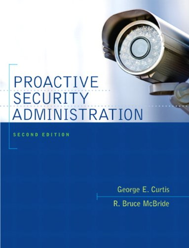 Proactive Security Administration  2Nd Edition