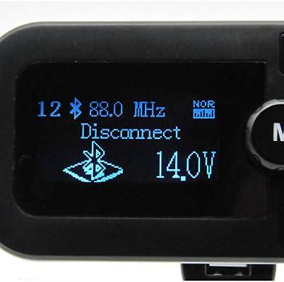 Mobile Spec 12V Charger with 2 1A USB Port, FM Transmitter