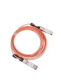 10 gtek QSFP + AOC, 40 GB QSFP + direct-attach Active Optical Cable, MMF
