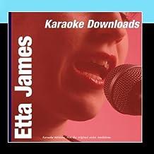 Karaoke Downloads - Etta James