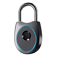 Fingerprint Padlock IP65 Waterproof IP65 waterproof design, suitable for indoor and outdoor use, more use scenes, the best choice for a happy life. USB Charge 250mAh lithium battery,DeepDream fingerprint lock supports Micro USB charger and th...