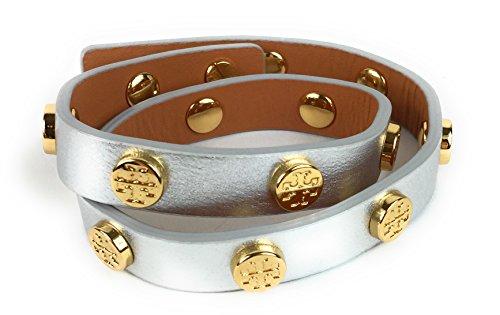 Tory Burch Leather Double Bracelet