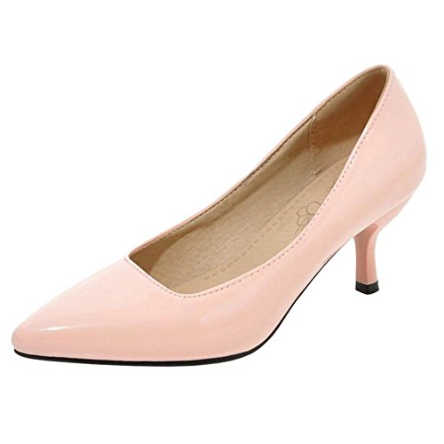Escarpins JOJONUNU Pink Femmes JOJONUNU Pointu Pointu Femmes Sfn1qXfwZ