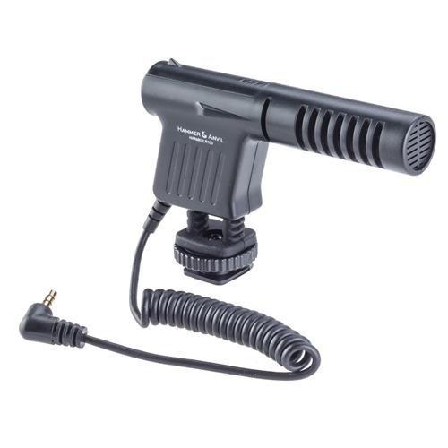 Hammer & Anvil MK-SLR100 Directional Condenser Microphone
