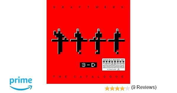 3-D The Catalogue [Blu-ray]: Amazon.es: Kraftwerk: Cine y ...