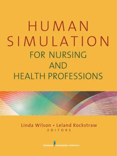 Human Simulation for Nursing and Health Professions Pdf
