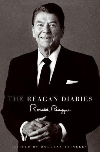 The Reagan Diaries cover