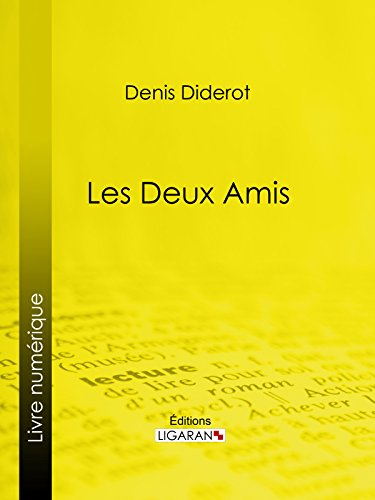 Amazon les deux amis french edition ebook denis diderot les deux amis french edition by diderot denis ligaran fandeluxe Images