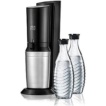Amazon Com Sodastream Crystal Sparkling Water Maker