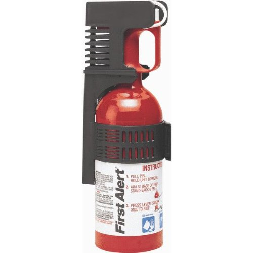 FIAFESA5 - Fire Extinguisher For Gasoline/Oil/Grease/Electrical Fires (Fire Extinguisher Small)